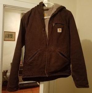 Carhartt Sherpa lined Jacket